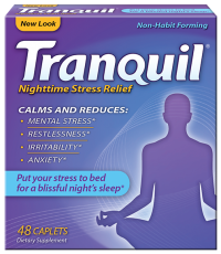 TRANQUIL Nighttime Stress Relief Formula -