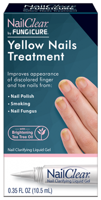 NAILCLEAR by FUNGICURE -