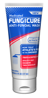 FUNGICURE Athlete's Foot Anti-Fungal Wash -