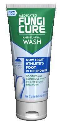 FUNGICURE Athlete's Foot Anti-Fungal Wash -